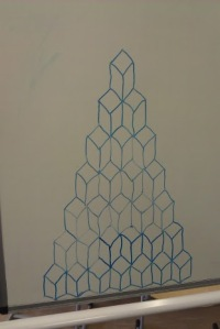 Isometric drawing second challenge