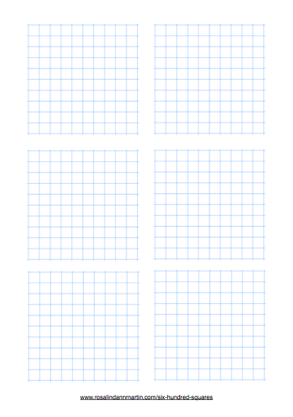 squared paper  free printable