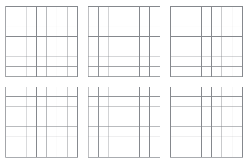 graphic regarding Cross Sums Printable titled Printable Grids for Game titles and Puzzles Rosalind Martin