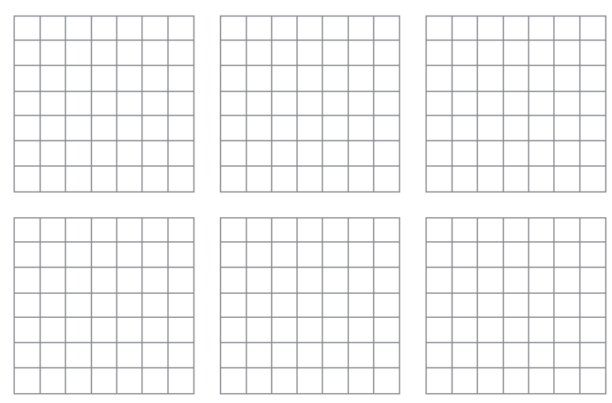 Printable Grids for Games and Puzzles