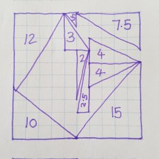 Right Angled Triangles game